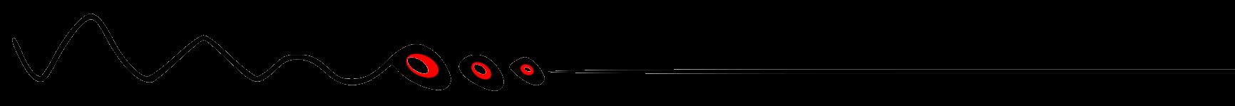 Zig-zag horizontal